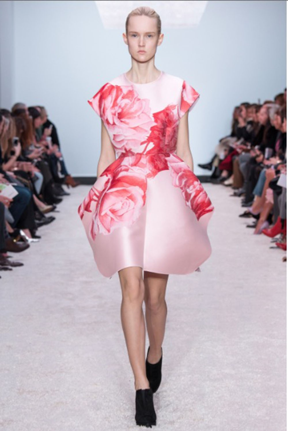 Rent a giambattista valli dress floral duchesse mini dress for Giambattista valli wedding dress price