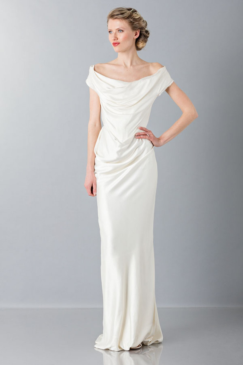 Rent a vivienne westwood dress wedding dress for Wedding dresses for 60 year olds