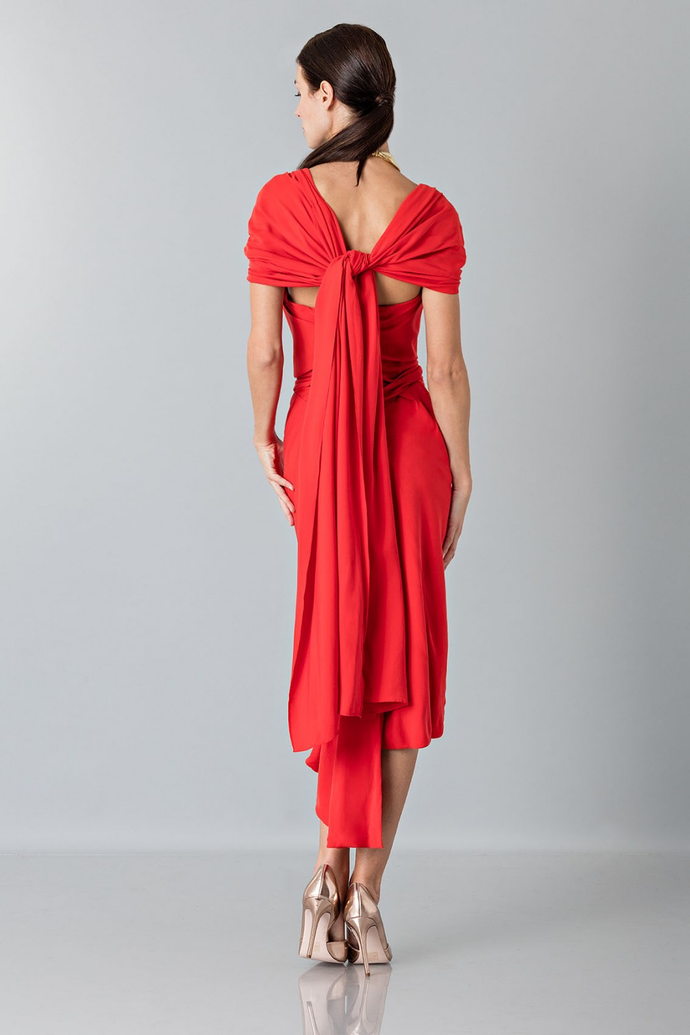 Buy a vivienne westwood dress silk dress for Vivienne westwood wedding dress price