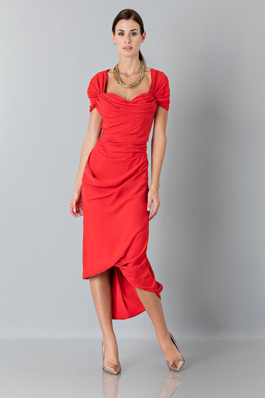 Buy silk dress