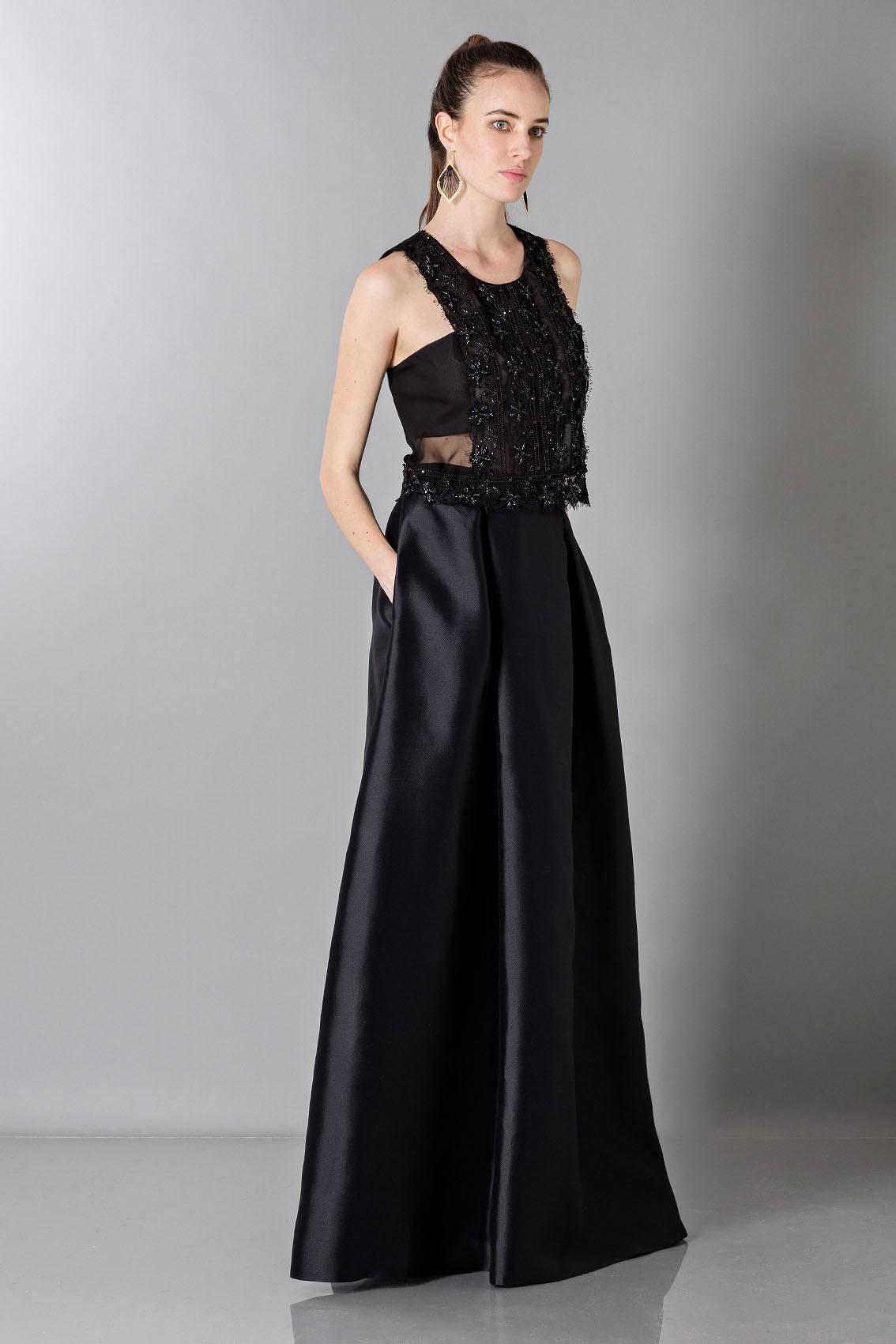 455cb6228f2 Drexcode - Alberta Ferretti Robe de paillettes