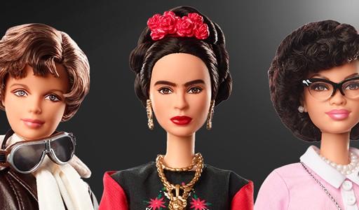 Barbie - Inspiring women